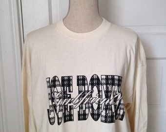 "Vintage Joe Boxer ""Girlfriend"" DEADSTOCK 1994 Tshirt"