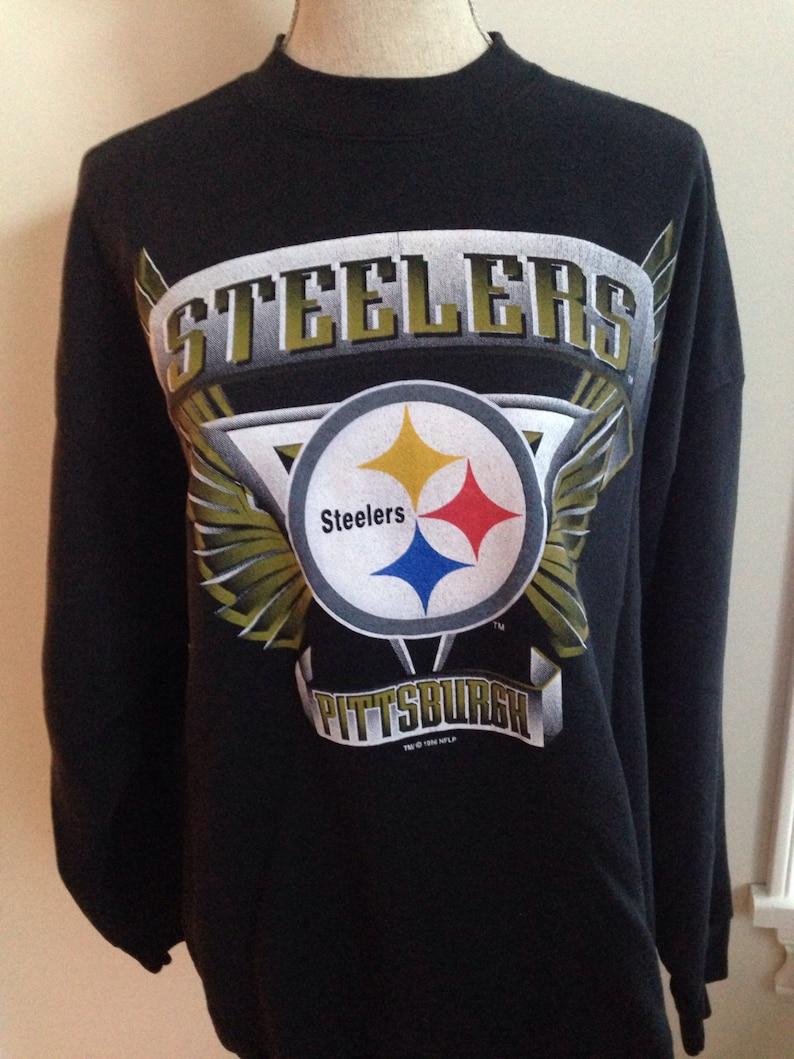 outlet store 4ef4b 95a2f SALE 30% OFF- SALE! Vintage Pittsburgh Steelers Sweatshirt