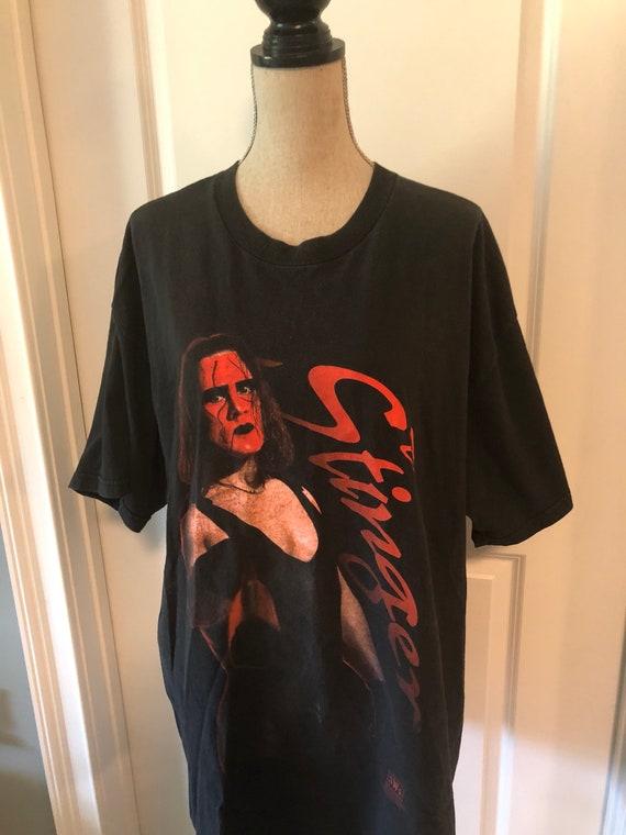 Vintage Stinger Wrestling NWO 90s Tshirt
