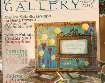 Somerset Studio Gallery Magazine by Stampington & Co