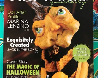 Art Doll Quarterly Magazine by Stampington & Co