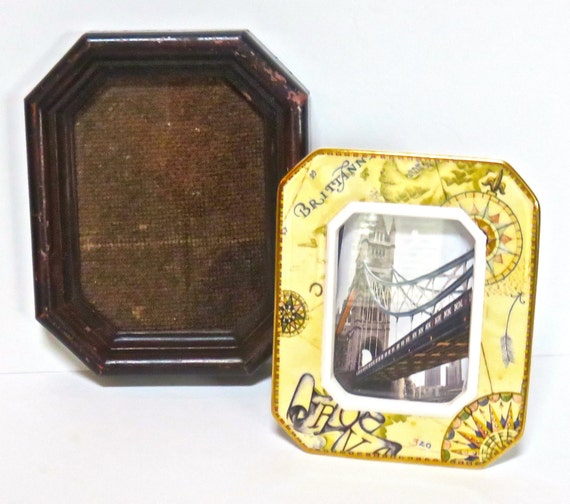 Wedgwood Frame Atlas Britannia And Antique British Registered Etsy