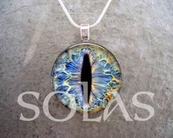 Dragon Eye Jewelry - Glass Pendant Necklace - Dragon Eye 10