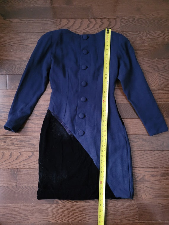 Scaasi Boutique dress, XS-S - image 6