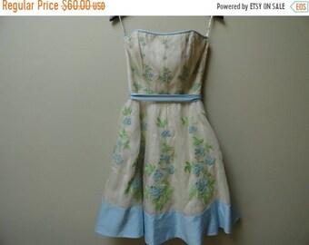 93017ba1bac SALE Betsey Johnson Silk Floral Dress - Wedding Party - Grad dress - size 6