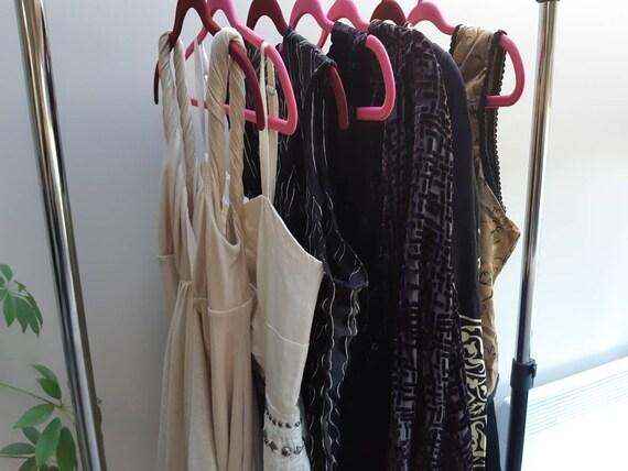 Glam dresses, blouses, jumpsuit lot