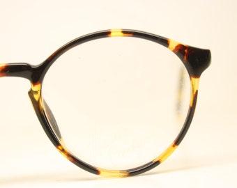 ca2079bc99 Unused Tortoise P3 Vintage Eyeglasses Haute Couture Retro New Old Stock  Classic Eyeglasses NOS