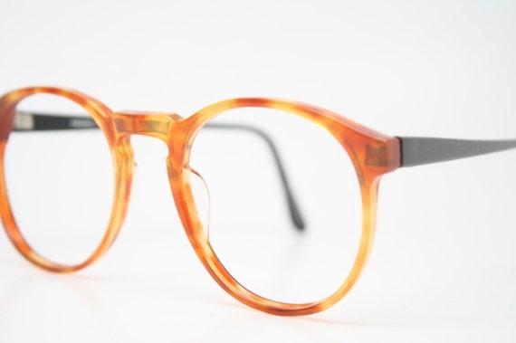 eeb928b110 Vintage Glasses Frames Trudel 22 Tortoise Retro Glasses P3