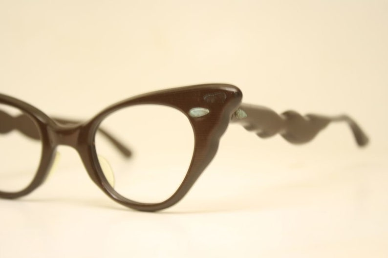 Cat Eye spectacles vintage Eyewear Retro Glasses Catseye glasses vintage frames