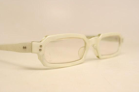 Eye Glasses Small Vintage Eyewear Retro Glasses Ca
