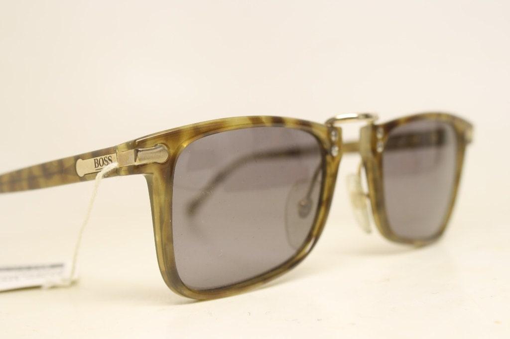9e2eea8dd4 Vintage Sunglasses Frames Hugo Boss Carrera Tortoise Retro