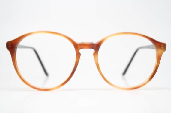 bf7a8b311f Vintage Eyeglass Frames Norris SN353 Tortoise Retro Glasses P3
