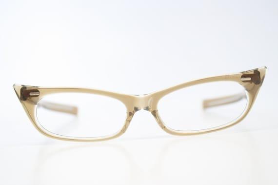 Cat Eye Glasses vintage Eyewear Retro Glasses