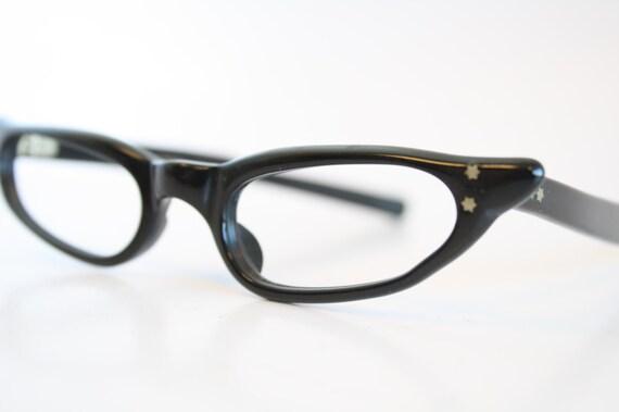 7728d2a35c Small Cat Eye Eyeglasses Vintage Eyewear Retro Glasses Cat Eye