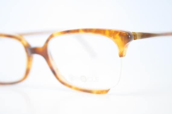dbcf0aafec Vintage Eye Glasses Tortoise Eyeglasses Retro 1980 s