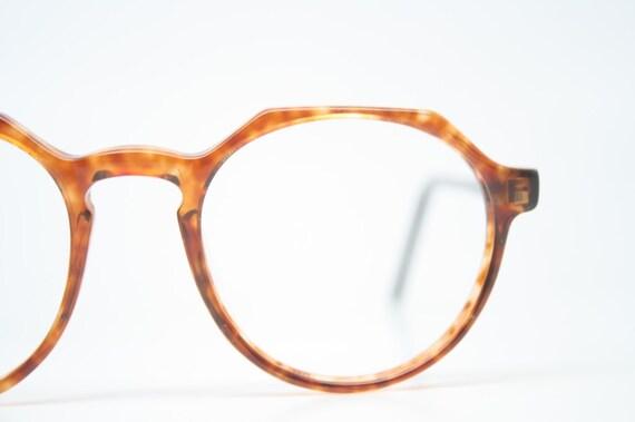 07dbac29a3 Vintage Eyeglass Frames Squire 37 Tortoise Retro Glasses P3