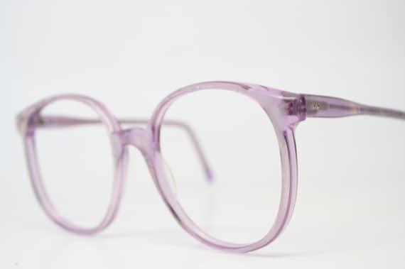 665f3edb7e Vintage Eyeglasses Pathway Optical Optone Lilac 1980s Retro