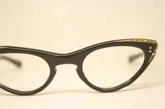 1960s glasses Cat Eye Glasses Vintage Eyewear Retr
