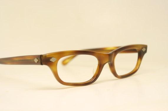 SRO Retro Frames vintage Eyeglasses  1960's vintag