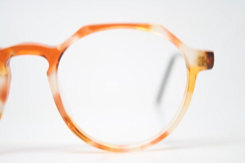 3796867e0b Vintage Eyeglass Frames Squire 1 Tortoise Retro Glasses P3