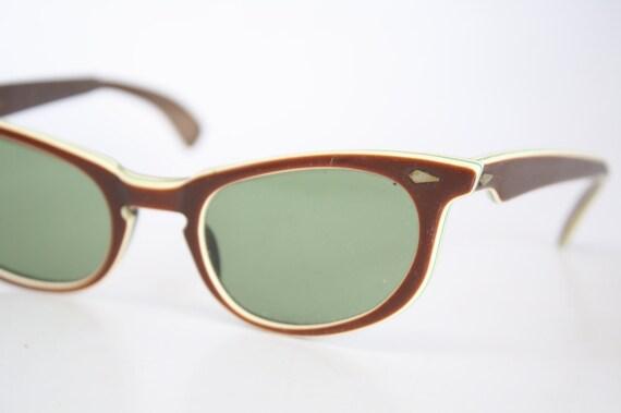 Cat Eye Glasses Vintage Eyewear Retro Glasses Cat