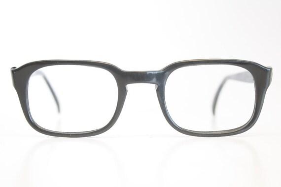 cc62f2b90d7 Romco Black Retro Glasses Vintage Eyeglass Frames Fade BCG