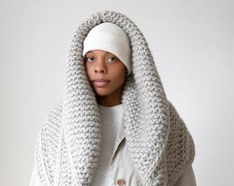 Knitting Pattern | The Shawl Collar