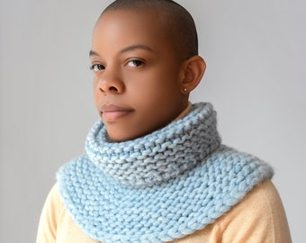 Knitting Pattern | The Turtleneck