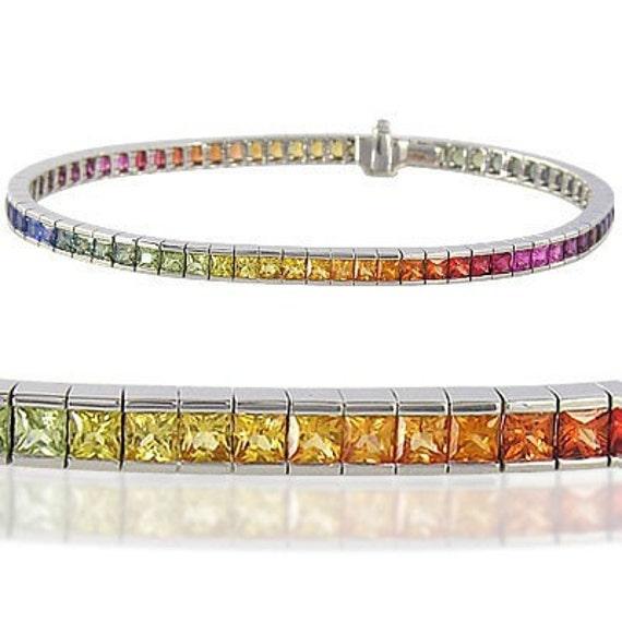 Femmes Filles Visage gemmes rainbow silver jewel accessoire robe fantaisie make up