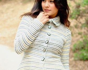 7f60dc09729574 Chunky Cardigan Sweater