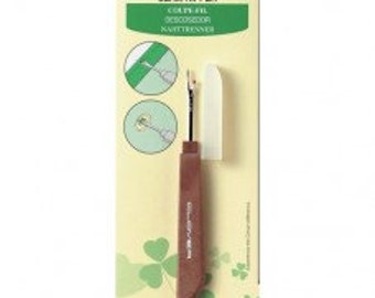 Clover Seam ripper - made in Japan - premium seam ripper with safety cover