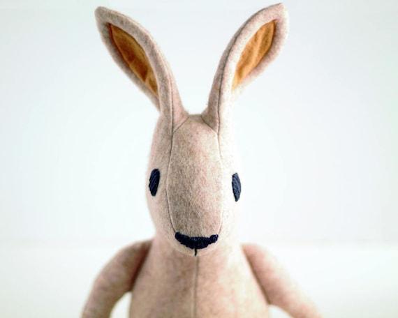 irish hare bunny rabbit pattern pdf sewing pattern etsy