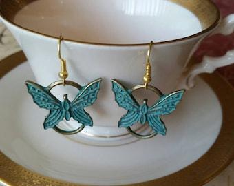 Patina Butterflies
