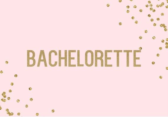 BACHELORETTE - Glitter Banner - Bachelorette Party. Cheers Bitches. Bachelorette Decorations. Bridal Shower. Last Fling Decorations.