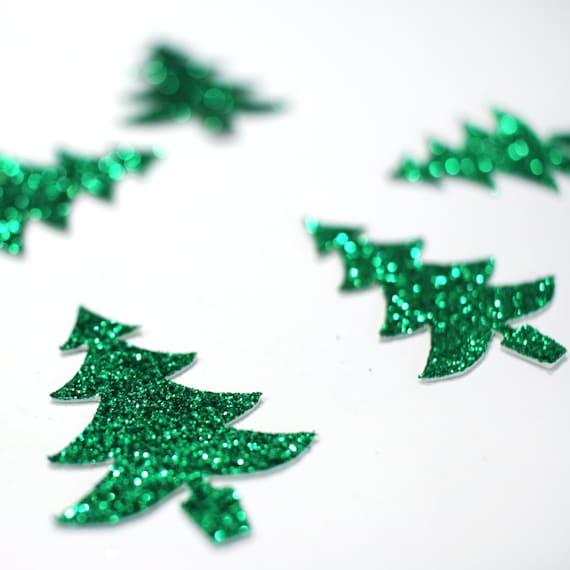 Christmas Tree Confetti - Glitter