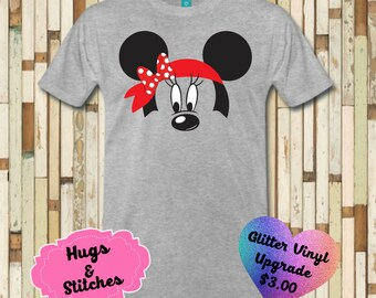 Mickey Bandana Shirt