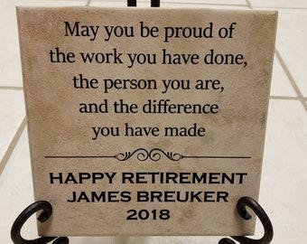 retirement boss gift etsy