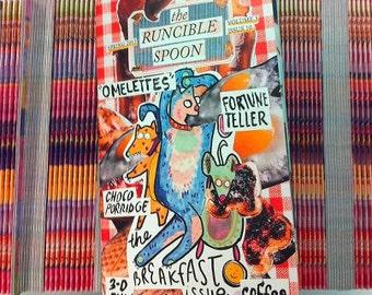 The Runcible Spoon BREAKFAST ISSUE