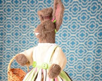 Rabbit, Bunny, Whimsical Rabbit, Peter Rabbit, Easter Bunny