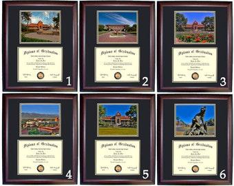 Arizona Diploma Frame