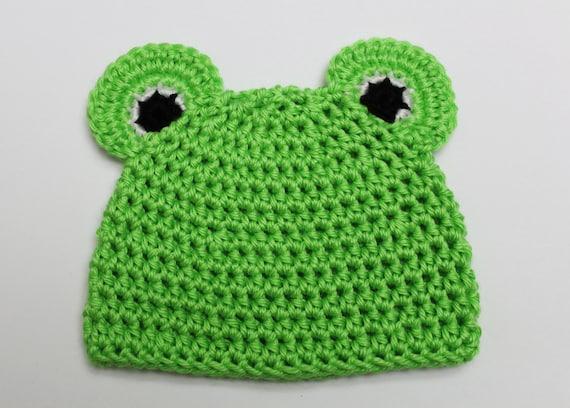 73f5573c22d Frog Beanie   Hat