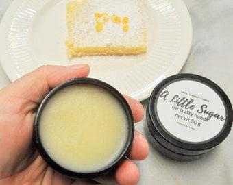 A Little Sugar for Crafty Hands - Lemon Bar scent