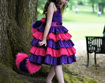 Everyday Cheshire Cat costume