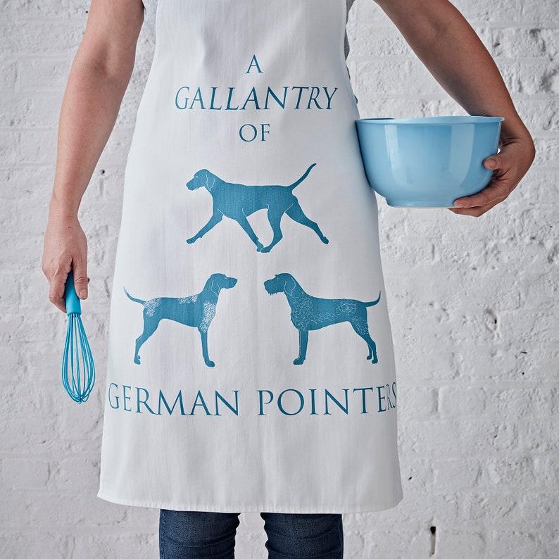 German Shorthaired Pointer German Pointer Apron Pointer Dog Gifts German Pointer Gift