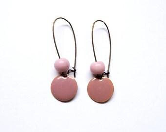 Earrings - older (Pink)