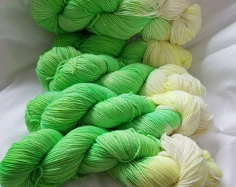 key lime pie sock yarn