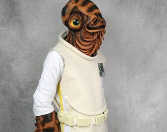 Star Wars - Admiral Ackbar Jumpsuit and Vest
