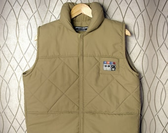 Star Wars ESB HOTH Hanger Trooper Luke Skywalker Quilted Vest Rebel Legion