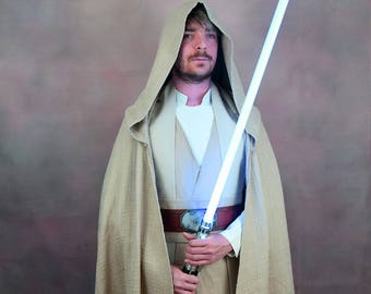 Luke Skywalker Stars Wars TFA - TLJ costume