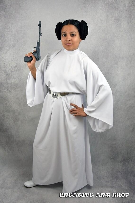 Star Wars Princesse Leia Senatorial Diplomatic Gown Rebel Etsy